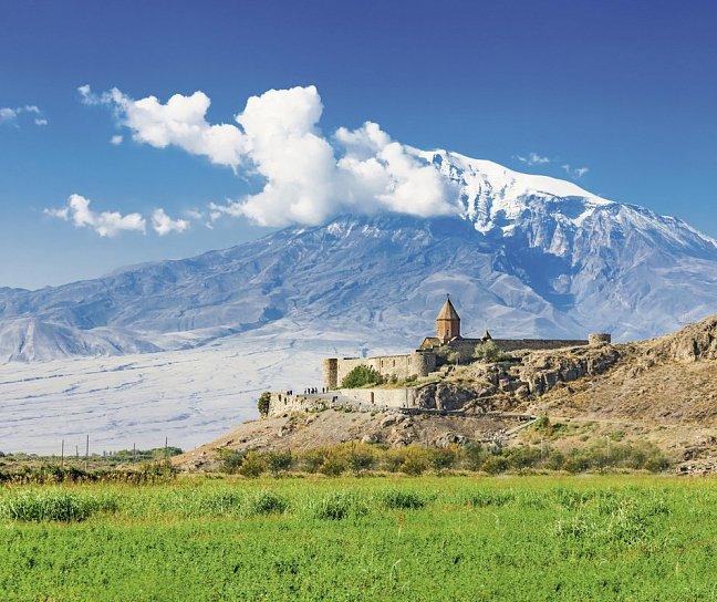 Armenien Georgien Rundreise, Armenien/Georgien, Jerewan/Tiflis, Bild 1