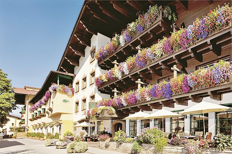 Hotel Vitales Genießerhotel Der Kirchenwirt, Österreich, Nordtirol, Reith im Alpbachtal