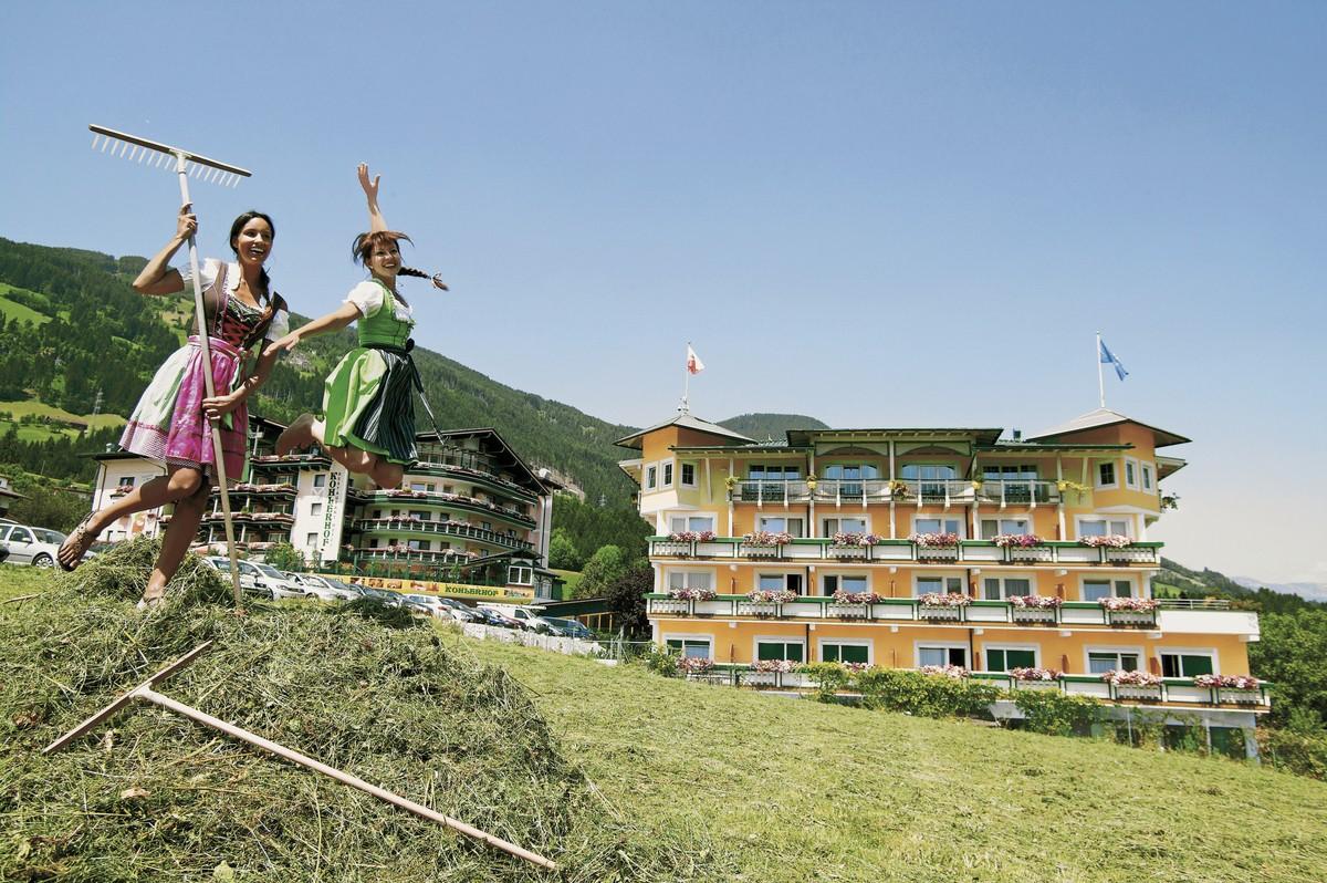 Hotel Aktiv- und Wellnesshotel Kohlerhof & Appartementhaus, Österreich, Tirol, Fügen im Zillertal