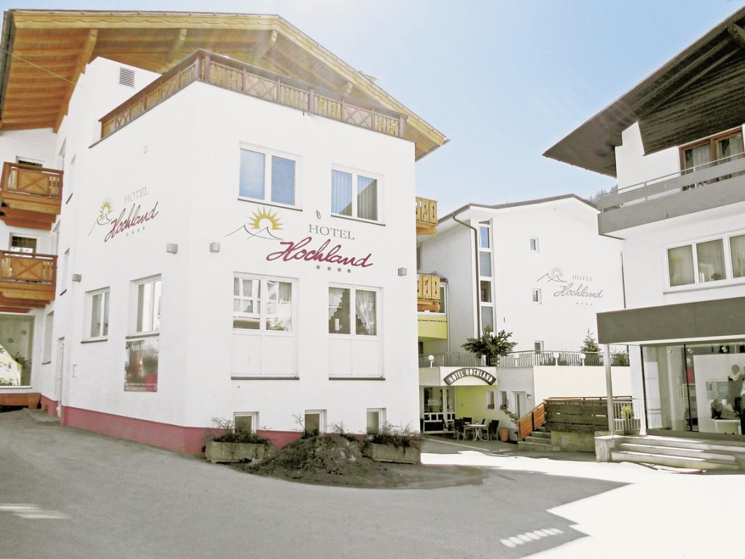 Hotel Hochland, Österreich, Nordtirol, Nauders
