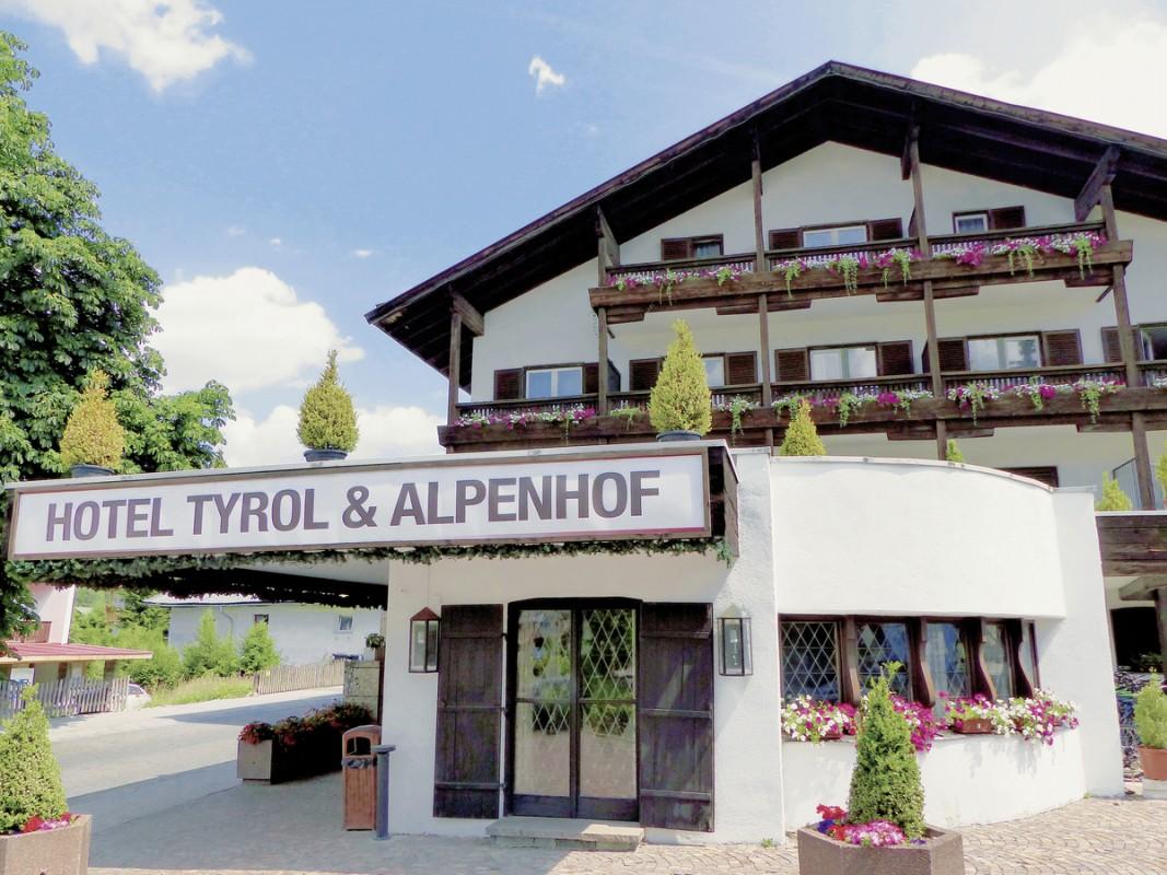 Hotel Tyrol & Alpenhof, Österreich, Nordtirol, Seefeld, Bild 1