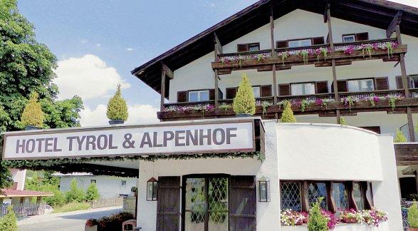 Hotel Tyrol & Alpenhof, Österreich, Tirol, Seefeld, Bild 1