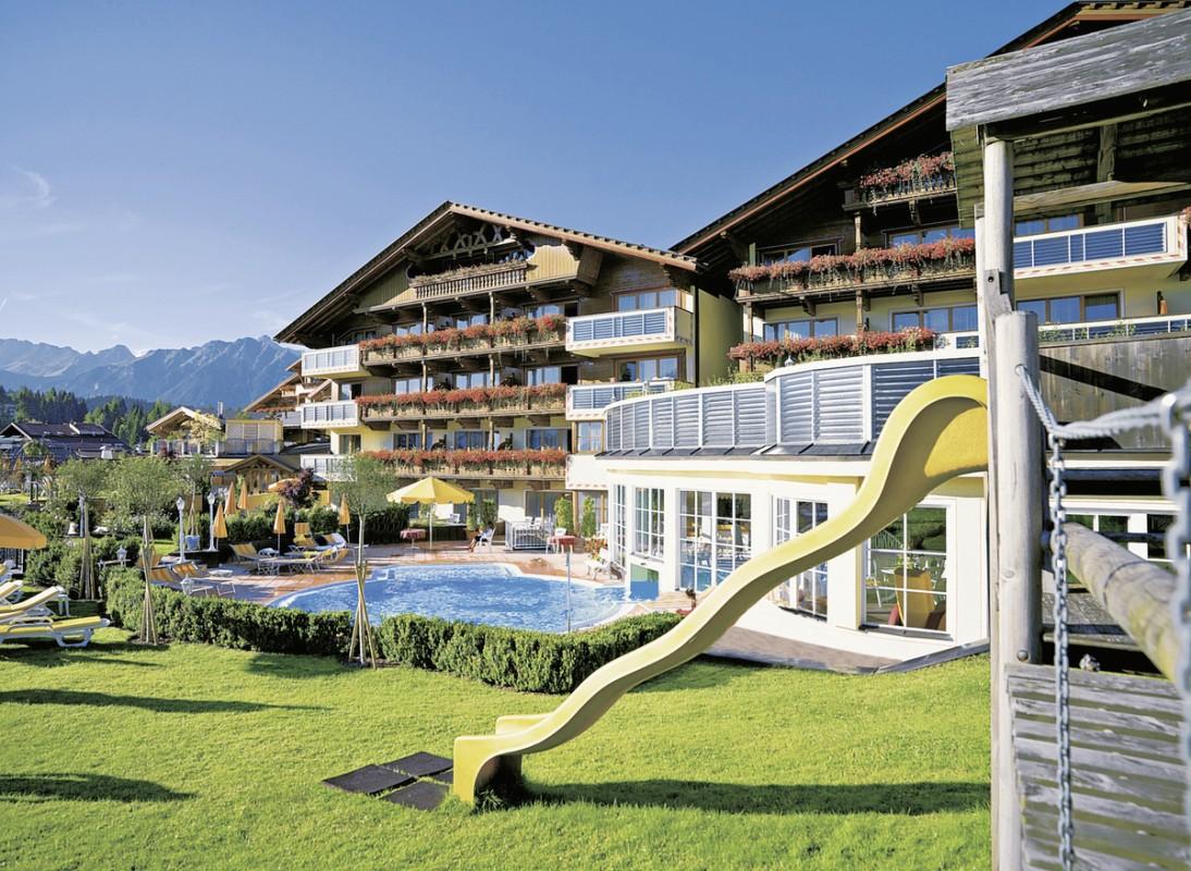 Hotel Alpenpark Resort, Österreich, Nordtirol, Seefeld, Bild 1
