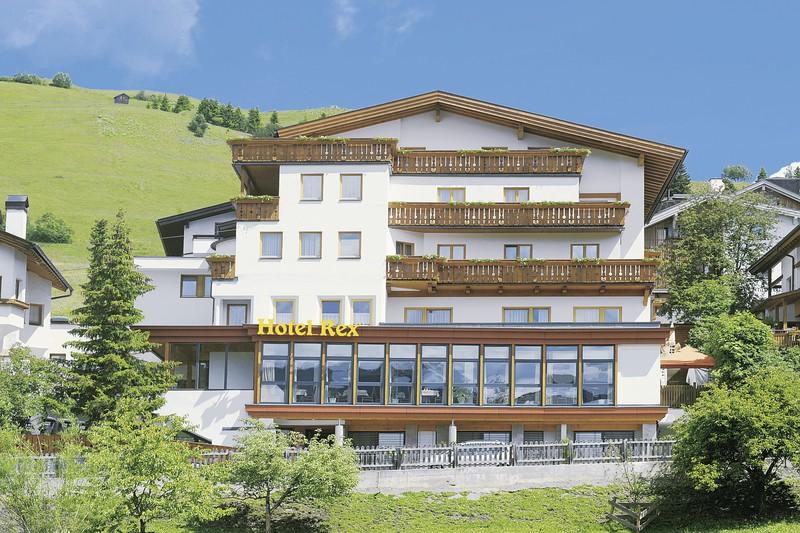 Hotel Rex, Österreich, Tirol, Serfaus, Bild 1