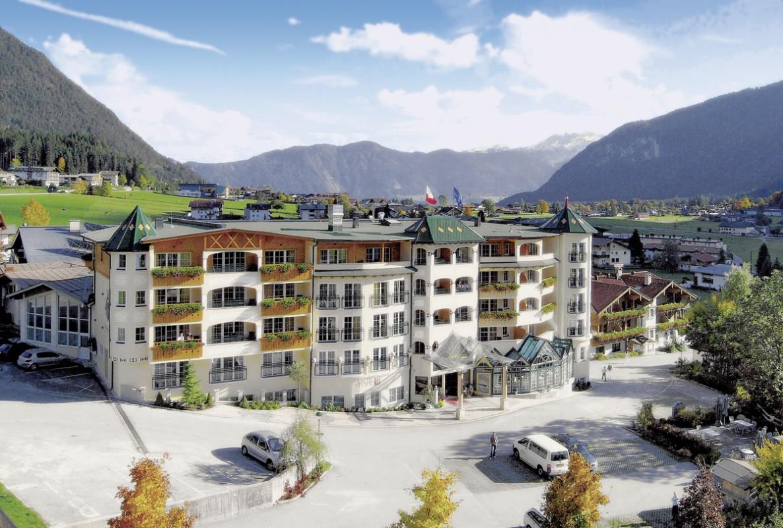 Hotel Vier Jahreszeiten, Österreich, Nordtirol, Maurach