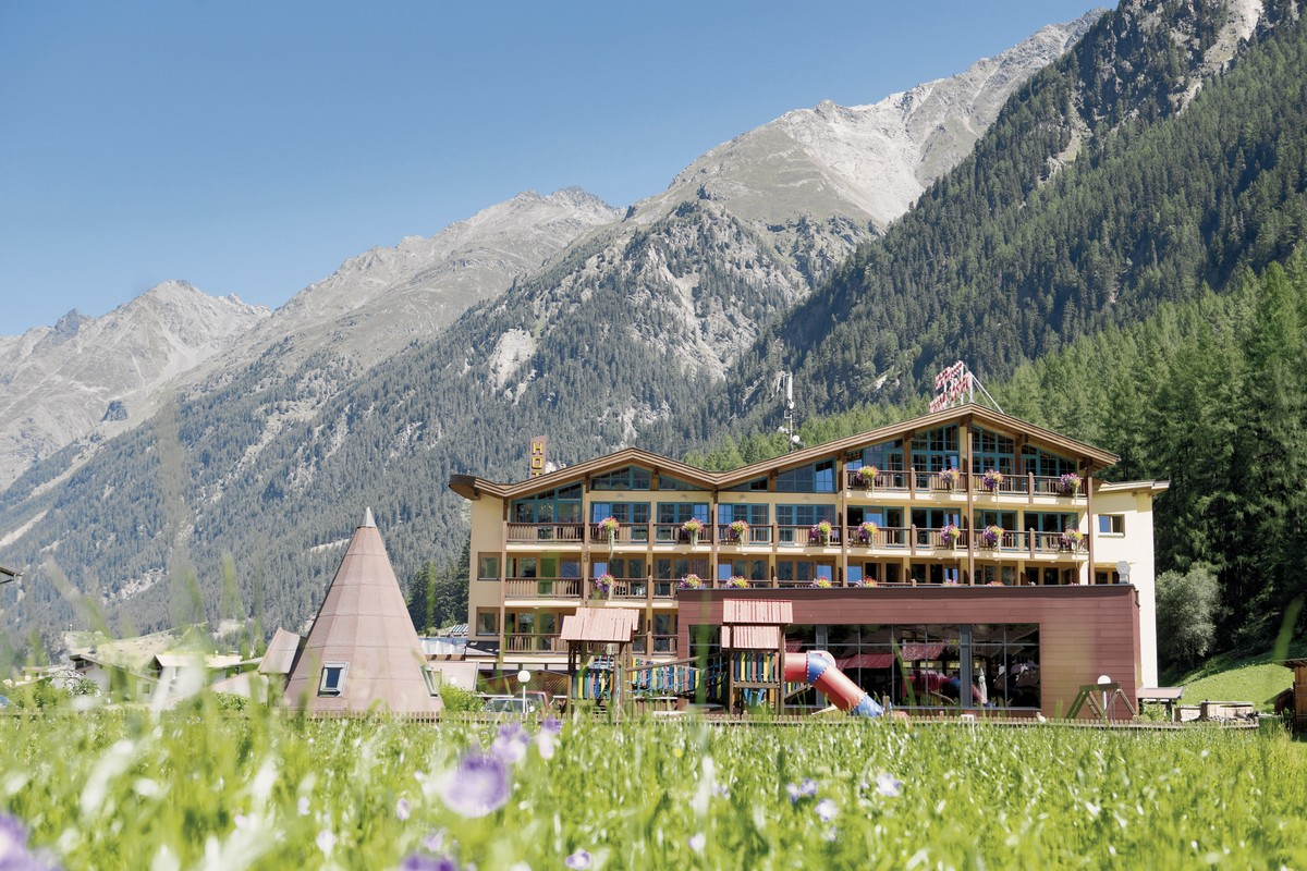 Hotel Sunny, Österreich, Tirol, Sölden, Bild 1