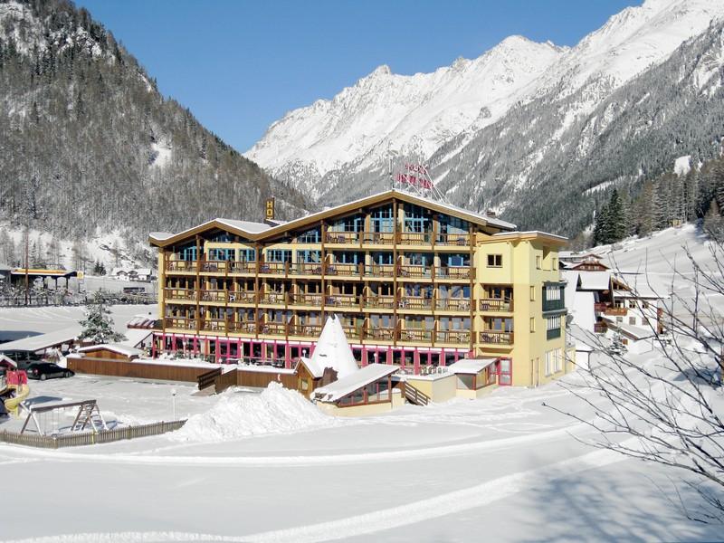 Hotel Sunny, Österreich, Nordtirol, Sölden, Bild 1