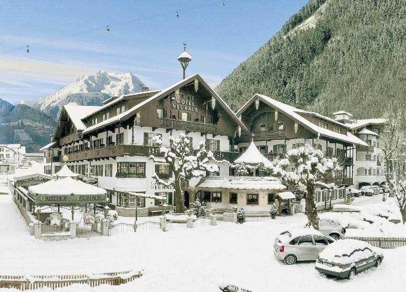 Hotel Alpendomizil Neuhaus, Österreich, Nordtirol, Mayrhofen, Bild 1