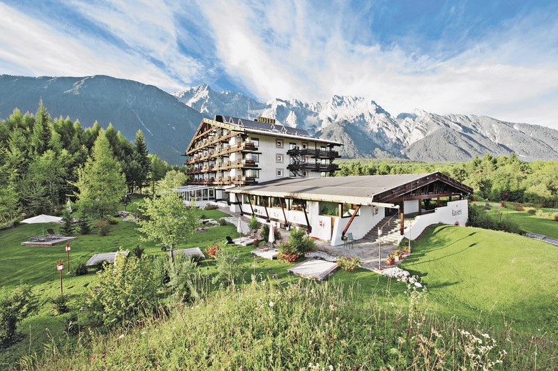 Hotel Kaysers Tirolresort, Österreich, Tirol, Mieming, Bild 1