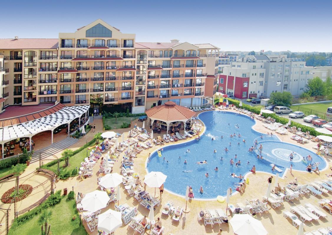 Hotel Diamant Residence, Bulgarien, Burgas, Sonnenstrand, Bild 1