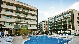 Hotel Lion Sunny Beach, Bulgarien, Burgas, Sonnenstrand
