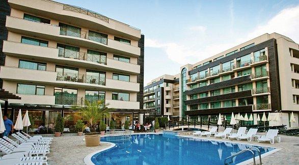 Hotel Lion Sunny Beach, Bulgarien, Burgas, Sonnenstrand, Bild 1