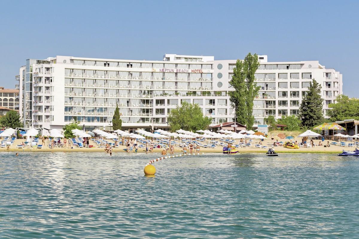 Hotel lti Neptun Beach, Bulgarien, Burgas, Sonnenstrand, Bild 1
