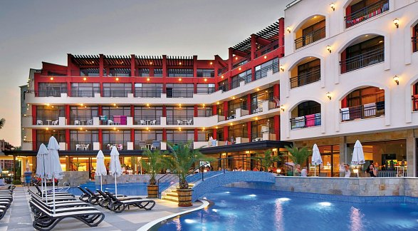 Hotel Nobel, Bulgarien, Burgas, Sonnenstrand, Bild 1