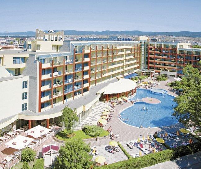 Hotel COOEE MPM Kalina Garden, Bulgarien, Burgas, Sonnenstrand, Bild 1