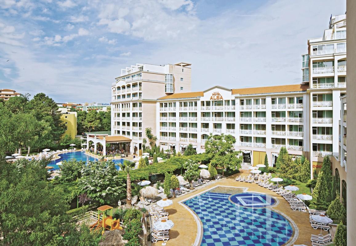 Hotel Alba, Bulgarien, Burgas, Sonnenstrand, Bild 1