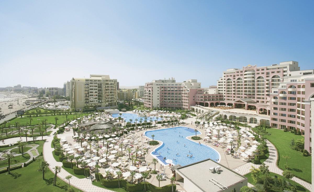 Hotel DIT Majestic Beach Resort, Bulgarien, Burgas, Sonnenstrand, Bild 1