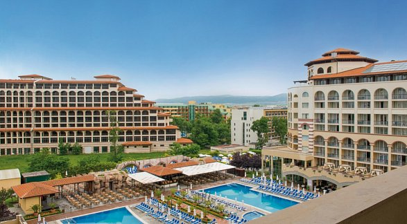 Hotel Iberostar Sunny Beach Resort, Bulgarien, Burgas, Sonnenstrand, Bild 1