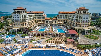 Hotel Melia Sunny Beach, Bulgarien, Burgas, Sonnenstrand