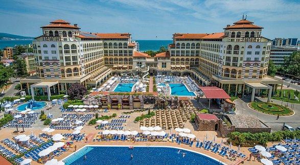 Hotel Melia Sunny Beach, Bulgarien, Burgas, Sonnenstrand, Bild 1