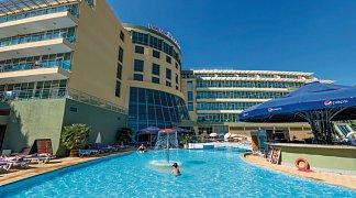 Hotel Ivana Palace, Bulgarien, Burgas, Sonnenstrand