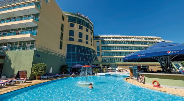 Hotel Ivana Palace, Bulgarien, Burgas, Sonnenstrand, Bild 1