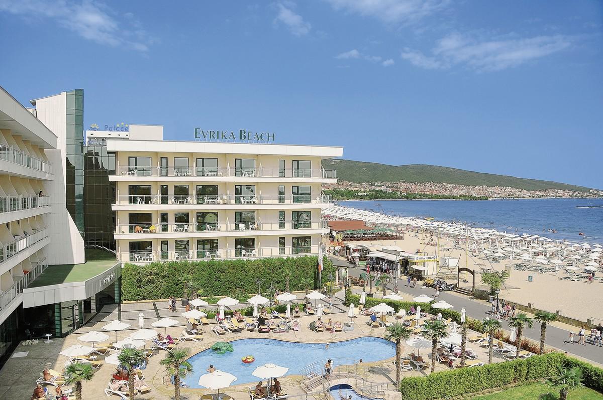 DIT Evrika Beach Club Hotel, Bulgarien, Burgas, Sonnenstrand, Bild 1