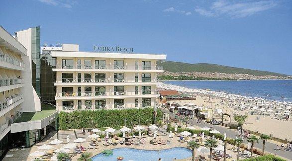 Hotel DIT Evrika Beach Club, Bulgarien, Burgas, Sonnenstrand, Bild 1