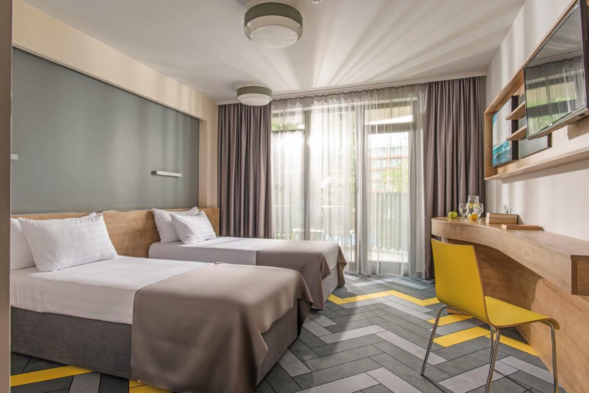 Hotel HVD Club Bor, Bulgarien, Burgas, Sonnenstrand, Bild 1