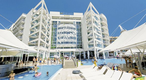 Hotel Grand Victoria, Bulgarien, Burgas, Sonnenstrand, Bild 1