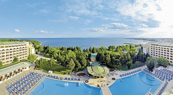 Hotel Sol Nessebar Mare, Bulgarien, Burgas, Nessebar, Bild 1