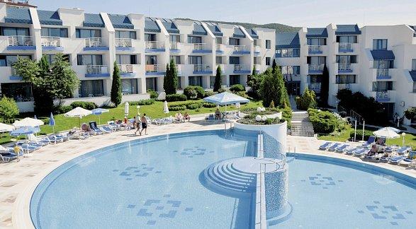 Hotel Sineva Park, Bulgarien, Burgas, Sveti Vlas, Bild 1