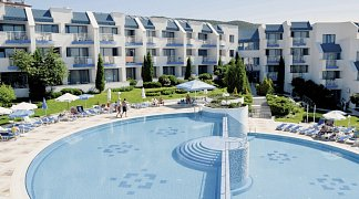 Hotel Sineva Park, Bulgarien, Burgas, Sveti Vlas