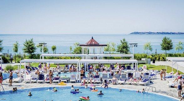Hotel Premier Fort Beach, Bulgarien, Burgas, Sveti Vlas, Bild 1