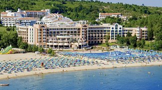 Duni Royal Resort Hotel Marina Beach, Bulgarien, Burgas, Duni