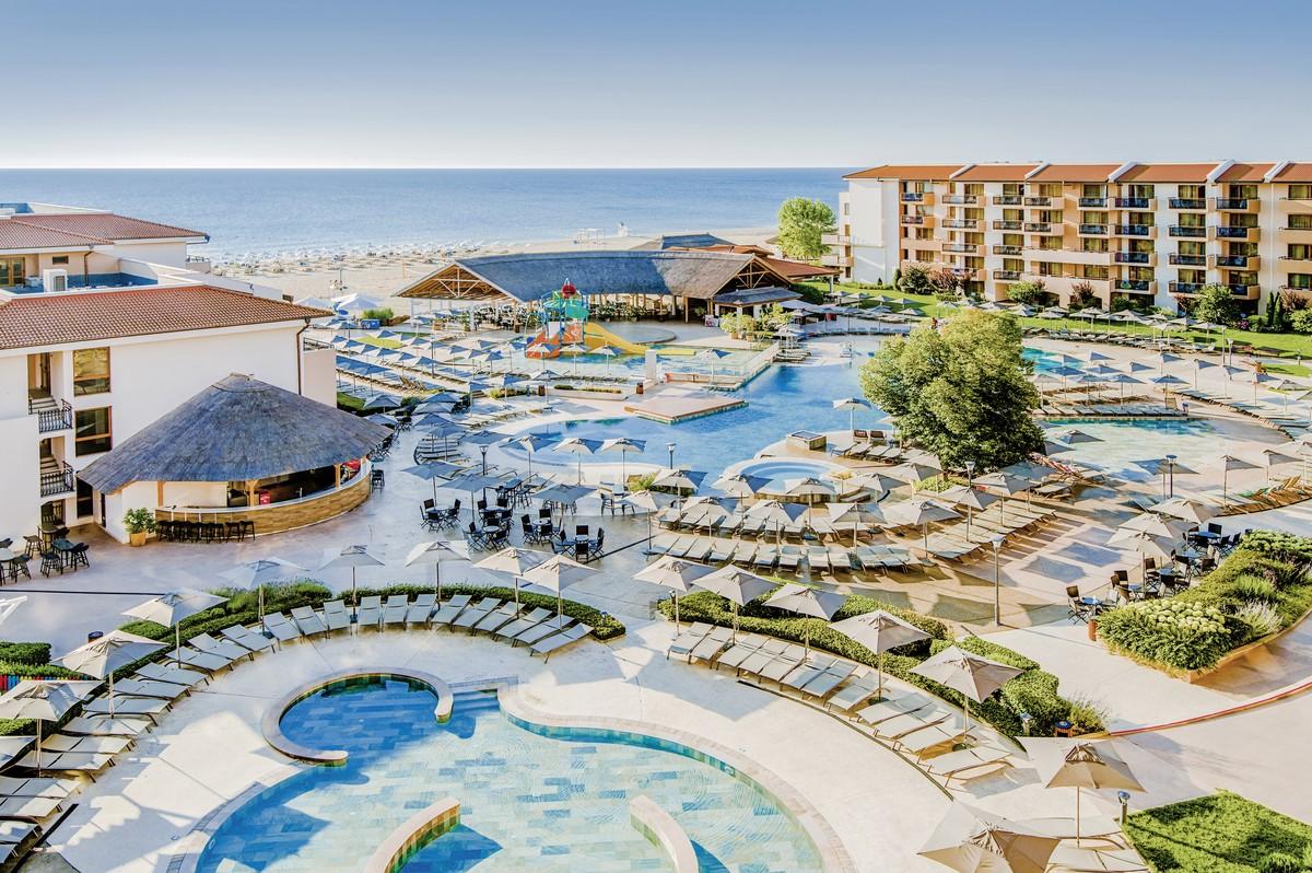 Hotel HVD Clubhotel Miramar, Bulgarien, Burgas, Obsor