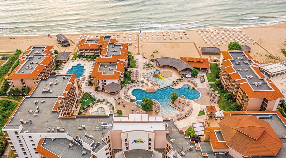 Hotel HVD Clubhotel Miramar, Bulgarien, Burgas, Obsor, Bild 1