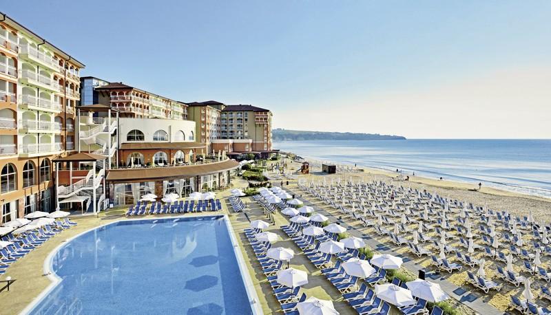 Hotel Sol Luna Bay Resort - Bay / Mare, Bulgarien, Burgas, Obsor