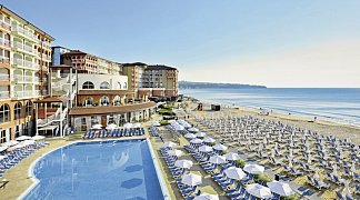 Hotel Sol Luna Bay Resort - Bay / Mare, Bulgarien, Burgas, Obsor