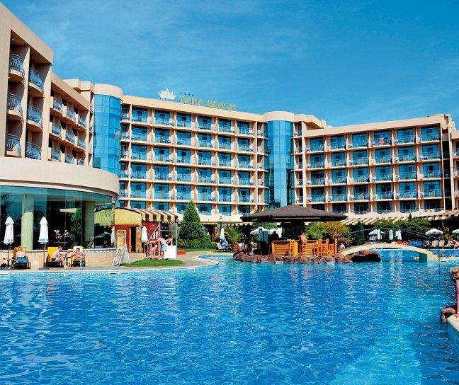 Hotel Tiara Beach, Bulgarien, Burgas, Sonnenstrand, Bild 1