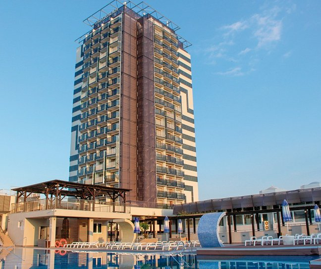 Hotel Burgas Beach, Bulgarien, Burgas, Sonnenstrand, Bild 1