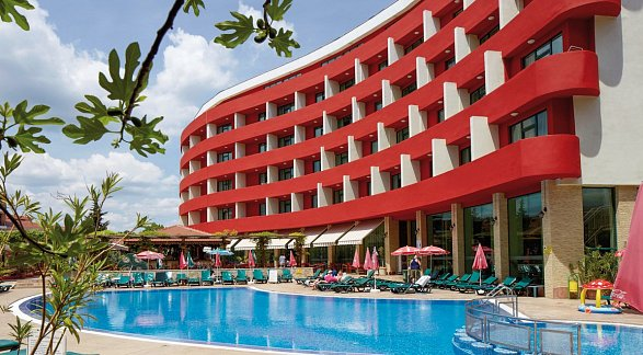 Hotel Mena Palace, Bulgarien, Burgas, Sonnenstrand, Bild 1