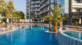 Hotel Meridian, Bulgarien, Burgas, Sonnenstrand