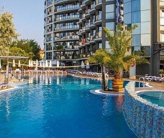 Hotel Meridian, Bulgarien, Burgas, Sonnenstrand, Bild 1