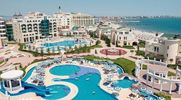 Hotel Sunset Resort, Bulgarien, Burgas, Pomorie, Bild 1