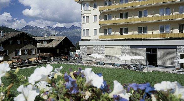 Hotel Schweizerhof, Schweiz, Graubünden, Pontresina, Bild 1