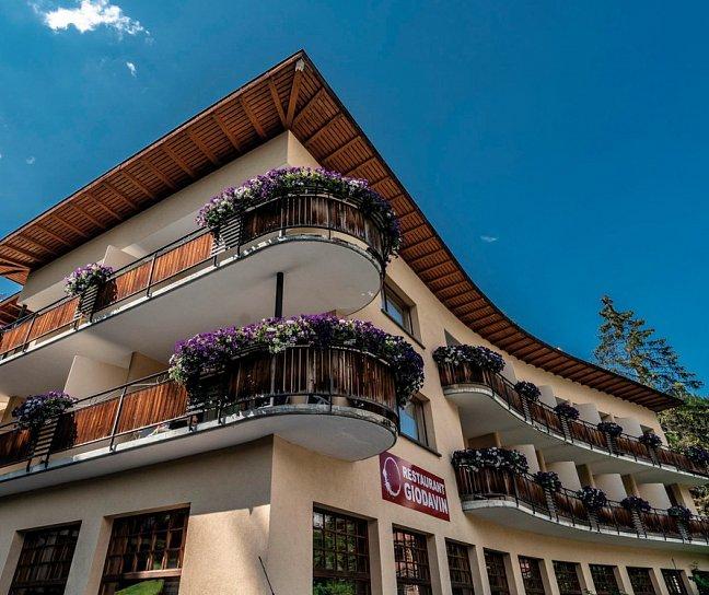 Hotel Strela, Schweiz, Graubünden, Davos, Bild 1
