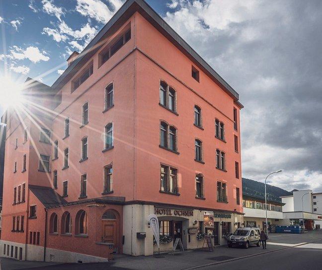 Hotel Ochsen, Schweiz, Graubünden, Davos, Bild 1