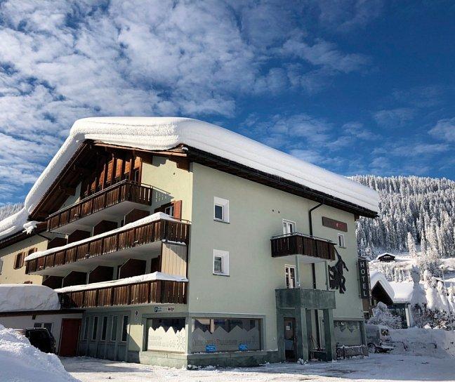 Hotel Sport Lodge Klosters, Schweiz, Graubünden, Klosters, Bild 1