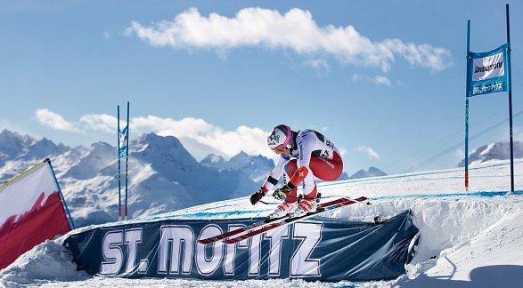 Weltcup St. Moritz, Schweiz, Endgadin, St. Moritz, Bild 1